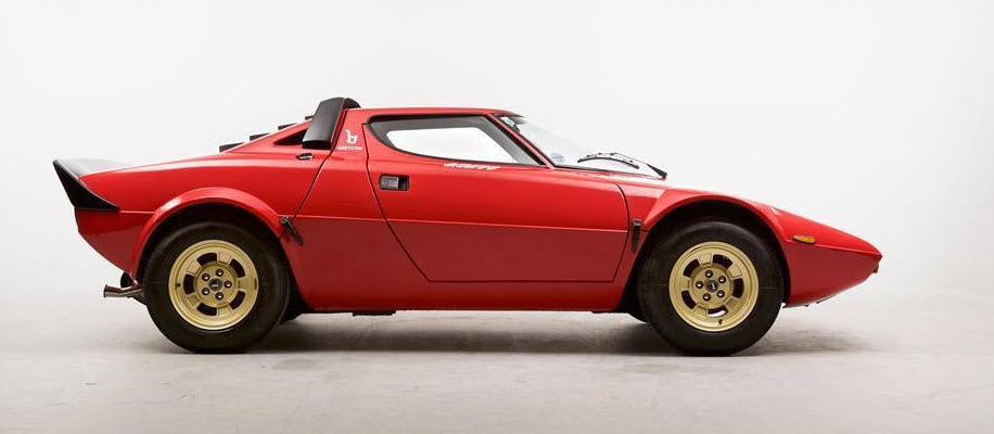 Lancia Stratos Hf 1977 For Sale In Uk