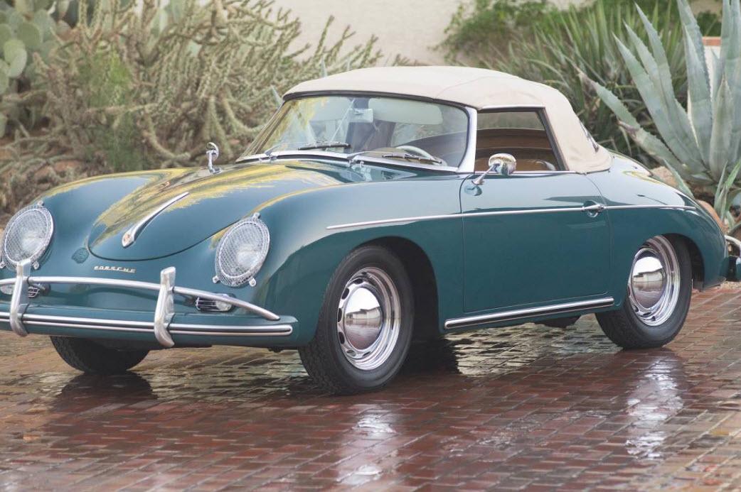 Porsche convertible d for sale