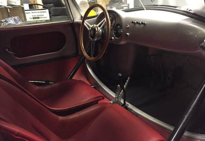dirtyoldcars.com 1956 Porsche 550 1500RS Le Mans Coupe Tribute For Sale in Washington