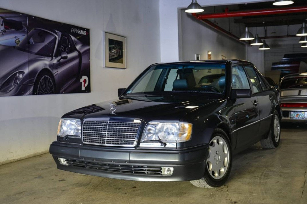black 1994 mercedes e500 found in florida dirty old cars. Black Bedroom Furniture Sets. Home Design Ideas
