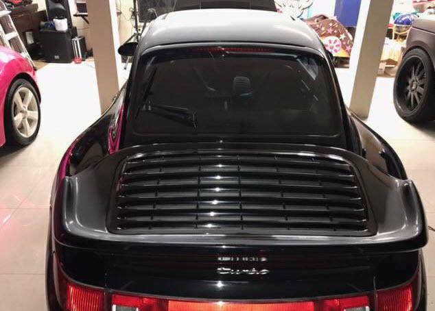 dirtyoldcars.com 1996 Porsche 993 Turbo Found in Arizona