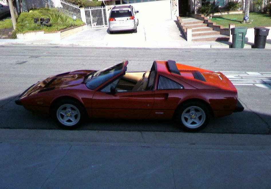 1985 Ferrari 308 GTSi QV Spyder | Hyman Ltd. Classic Cars