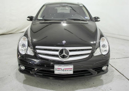 Dirtyoldcars.com 2007 Mercedes Benz R63 Found In Bethesda ...