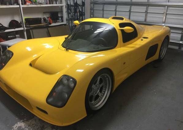 dirtyoldcars.com 2001 Ultima GTR Found in Fort Lauderdale Florida 6