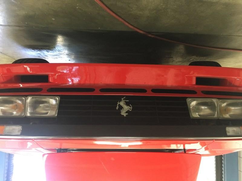 dirtyoldcars.com 1985 Ferrari 288 GTO: Only 700 KM 3