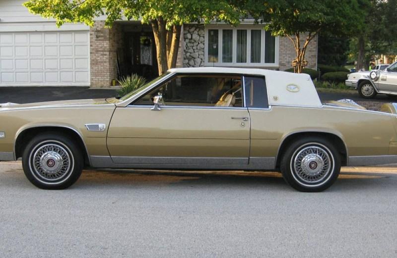 dirtyoldcars.com  1985 Cadillac Eldorado Super Fly Found in Chicago  4
