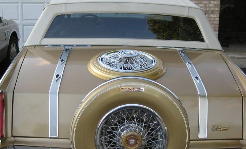 dirtyoldcars.com  1985 Cadillac Eldorado Super Fly Found in Chicago  3