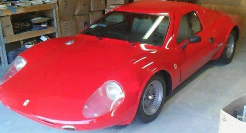 dirtyoldcars.com    1968 Kelmark GT Found in Pahrump    4