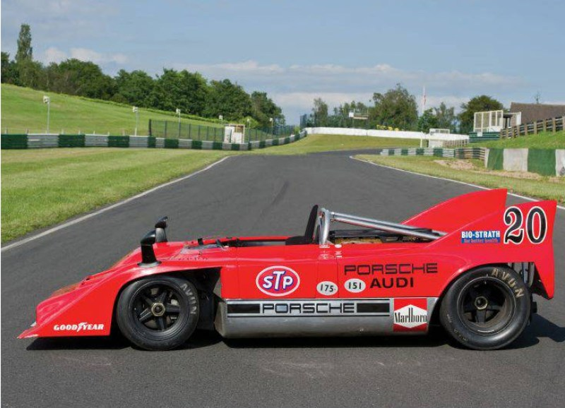 dirtyoldcars.com   1971 Porsche 917/10 Can Am Replica    10
