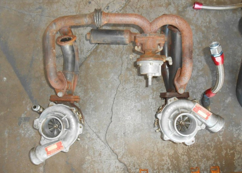 dirtyoldcars.com Ferrari 512BBi Boxer Twin Turbo Kit Found in Costa Mesa 3