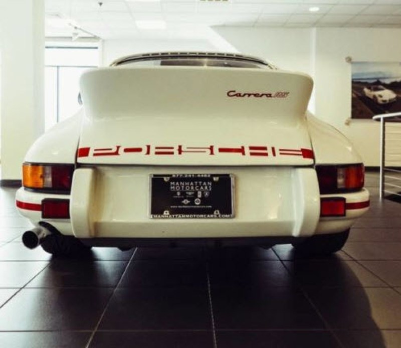 dirtyoldcars.com 1973 Porsche 911 RS 2.7 Found in New York 11