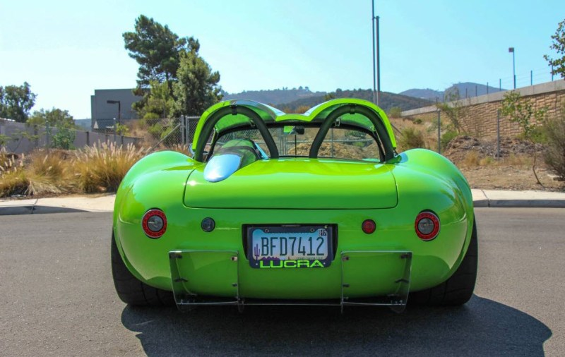 dirtyoldcars.com 2015 Lucra LC470 Race Car street legal Found in Los Angeles California 3
