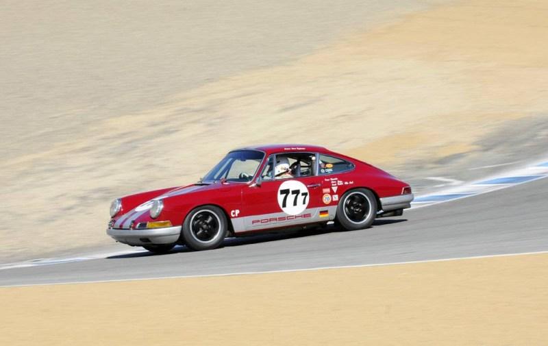 dirtyoldcars.com  1967 Porsche 911 Vintage Racer Found in San Fernando Valley   6