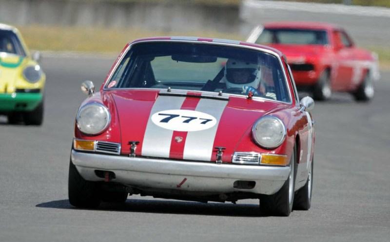 dirtyoldcars.com  1967 Porsche 911 Vintage Racer Found in San Fernando Valley   4