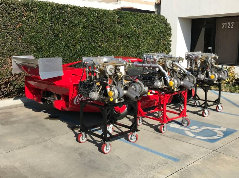 dirtyoldcars.com  935 Twin Turbo Engines For Sale in Los Angeles   1