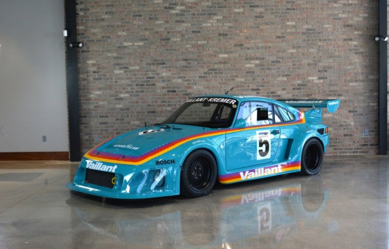dirtyoldcars.com   1976 Kremer Porsche 911 Race Car Found in Wisconsin    9