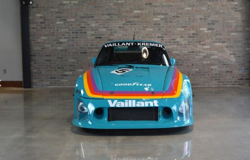 dirtyoldcars.com   1976 Kremer Porsche 911 Race Car Found in Wisconsin    8