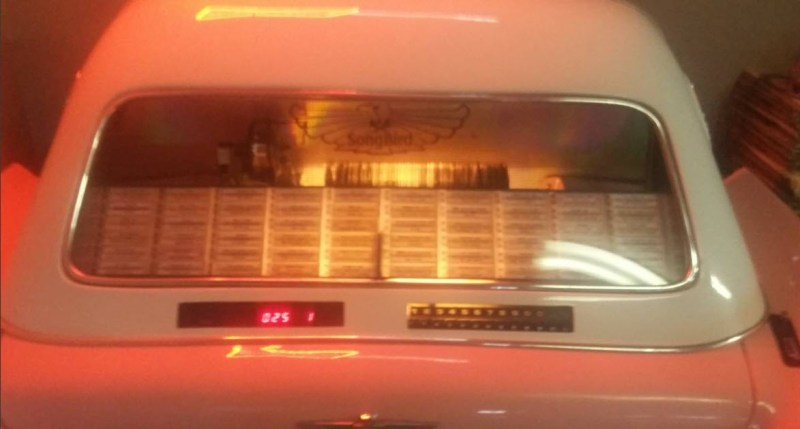 dirtyoldcars.com   Rare 1957 T Bird Jukebox Found in Red Bluff   1