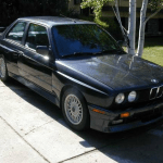 dirtyoldcars.com 1988 BMW E30 M3 Project Found In San Fernando Valley 11