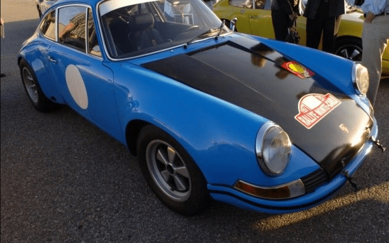 dirtyoldcars.com  1971 Porsche 911 ST Found in Italy    1