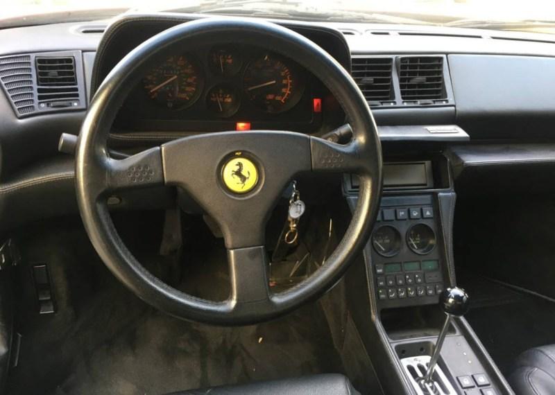 dirtyoldcars.com  1995 Ferrari 348 Spider Found in Los Angeles   2