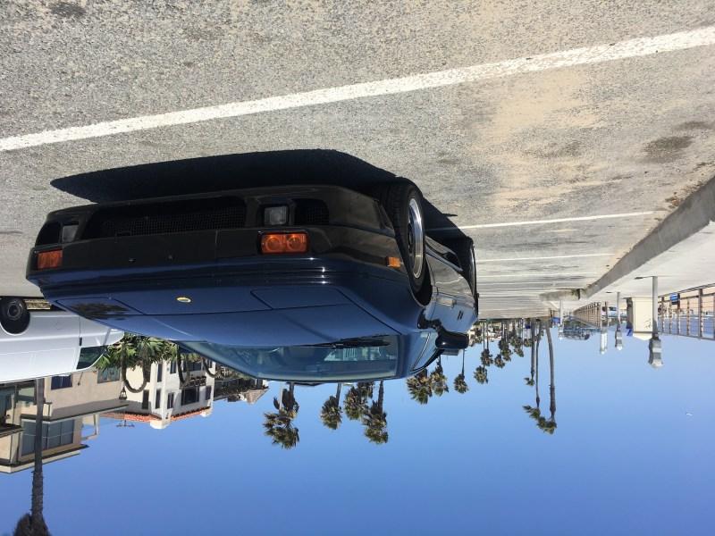 dirtyoldcars.com  1990 Lotus Esprit Turbo SE Found in California  3
