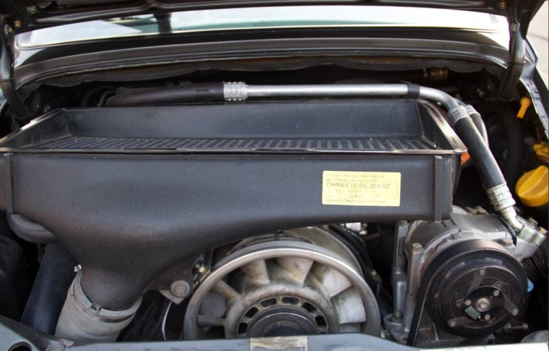 dirtyoldcars.com 1991 Porsche 964 Turbo Found in Tarzana 911 Turbo Slate Grey California 1
