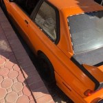 dirtyoldcars.com 1988 BMW E30 M3 Shell Orange 3