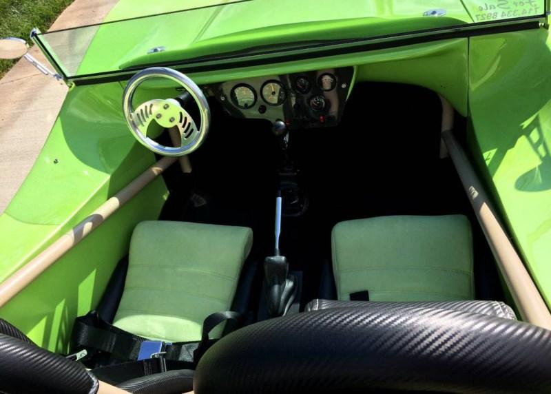 dirtyoldcars.com  Dick Dean Shala -Vette 1970 Custom Automobile Show Car   8