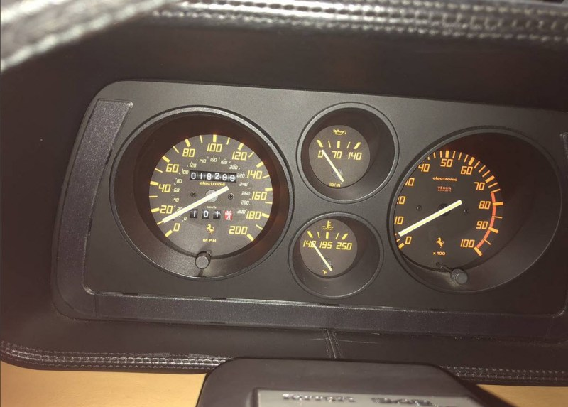 dirtyoldcarscom  1990 Ferrari 348tb las vegas   6