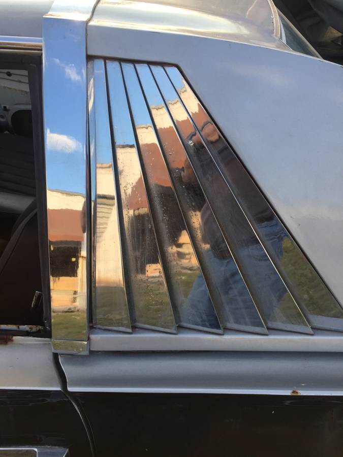 dirtyoldcars.com  george barris custom mercedes 450SL  Florida  17