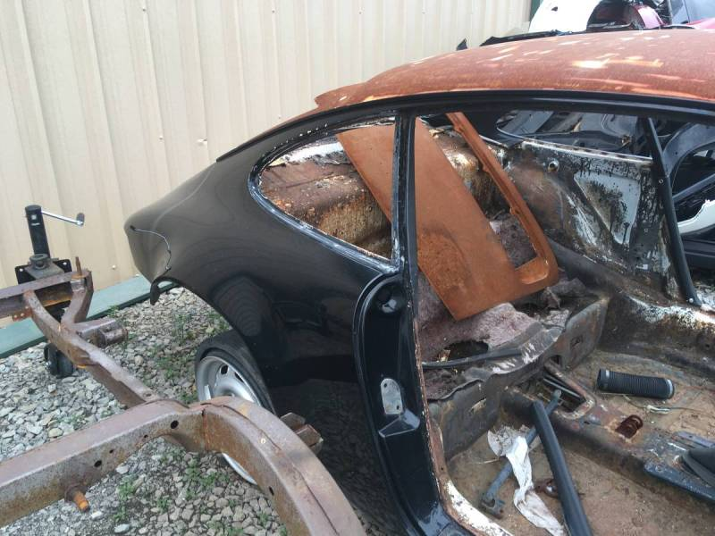 dirtyoldcars.com  1970 Porsche 911 los angeles   1