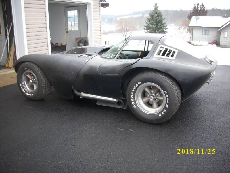dirtyoldcars.com  cheetah kit car  corvette chassis New York  3
