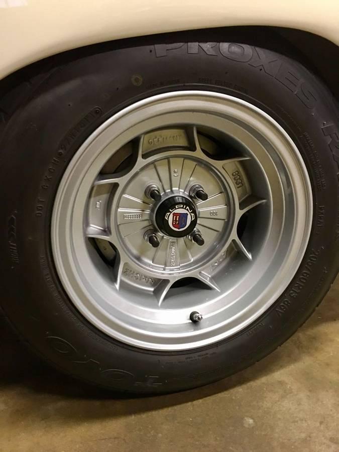 "dirtyoldcars.com  1968 1970 1974 BMW 2002 2002tii 13"" ATS rims  13 x 8 los angeles  1"