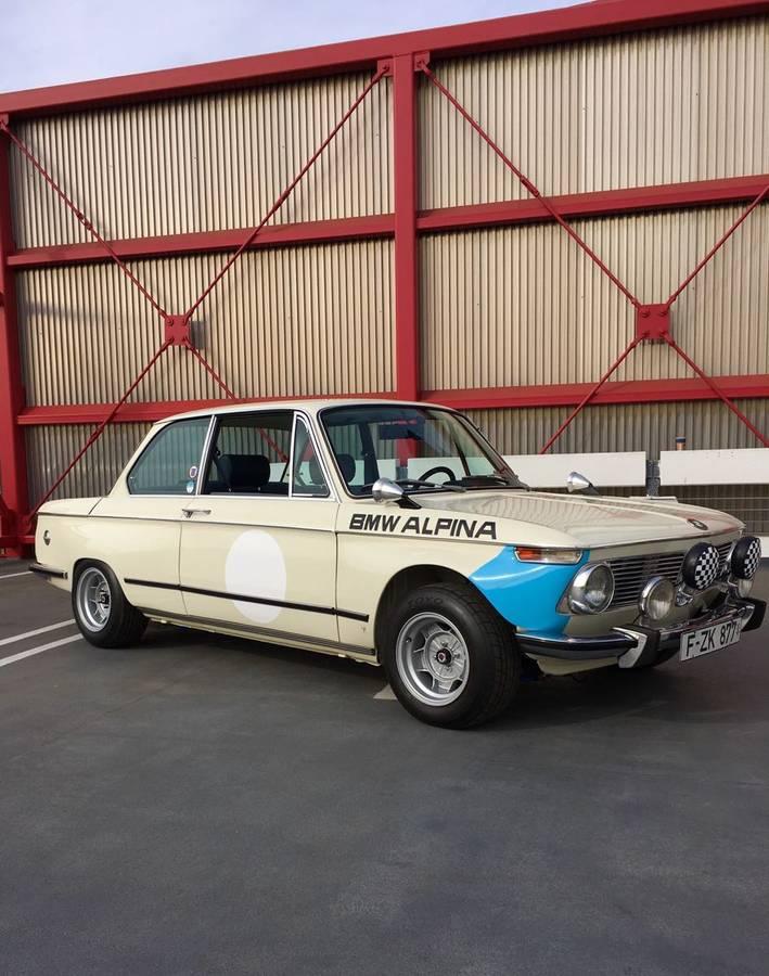 "dirtyoldcars.com  1968 1970 1974 BMW 2002 2002tii 13"" ATS rims  13 x 8 los angeles  2"