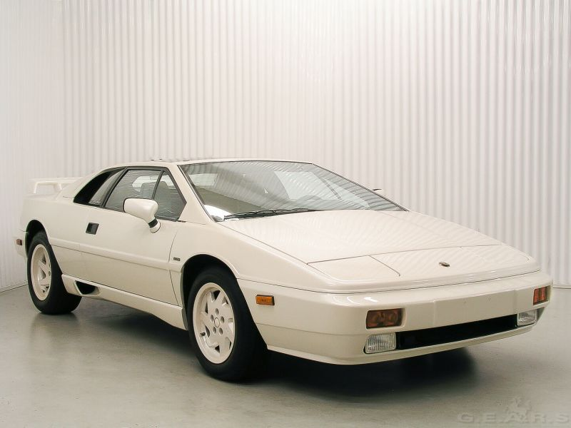1988 Lotus Esprit Turbo Anniversary 77 of 88 Georgia   6
