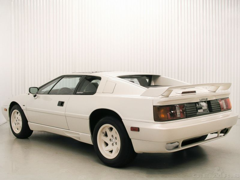 1988 Lotus Esprit Turbo Anniversary 77 of 88 Georgia   3