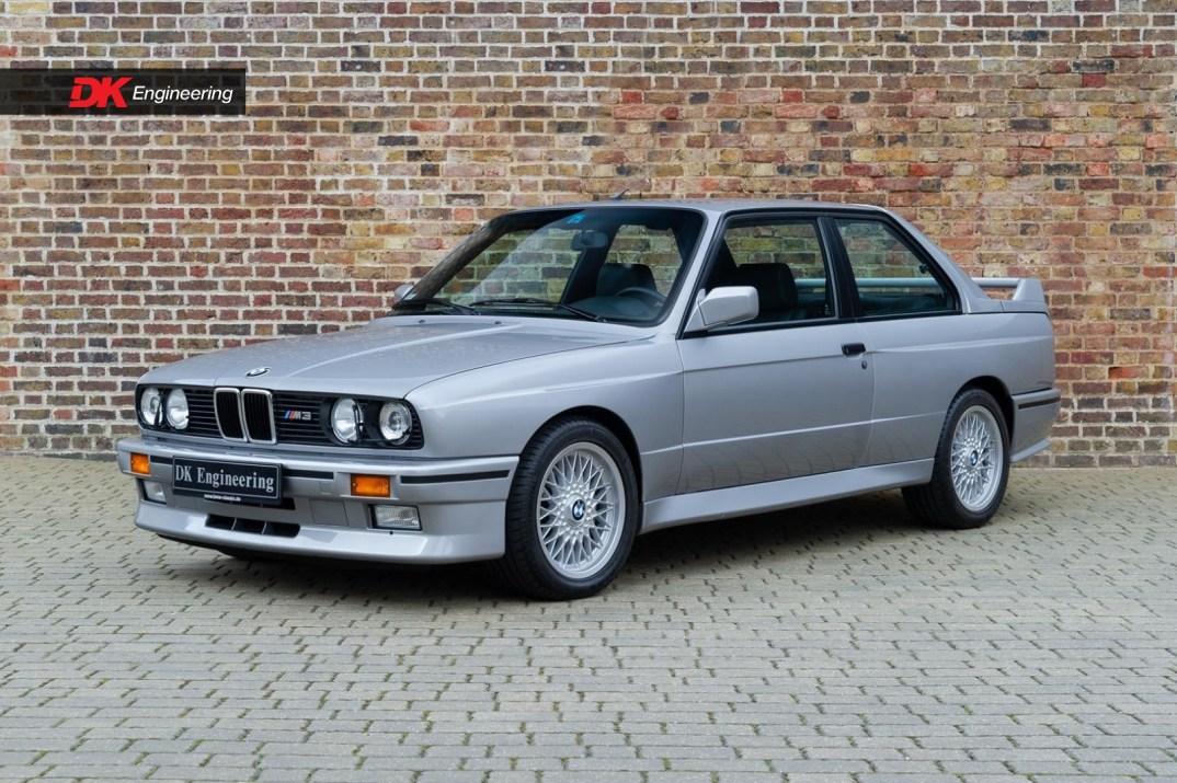 dirtyoldcars.com Factory Restored 1987 BMW E30 M3 4