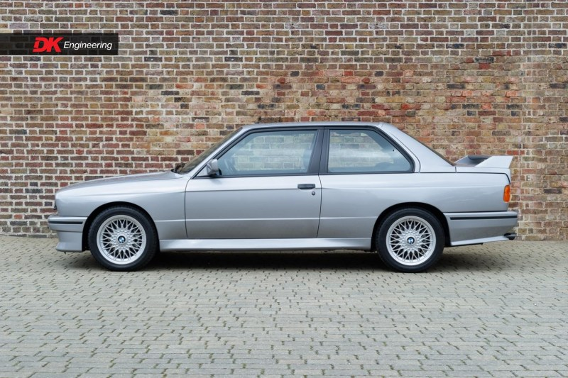dirtyoldcars.com  Factory Restored 1987 BMW E30 M3   1