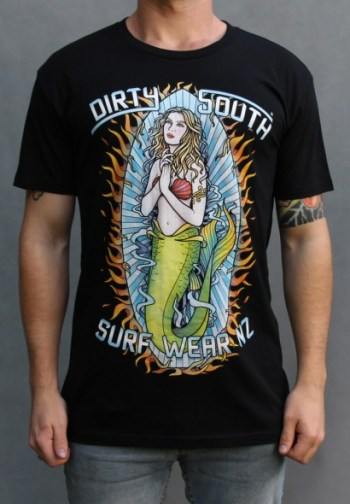 Men's Tee - Mermaid