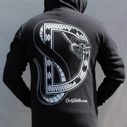 Men's Hood - Initials