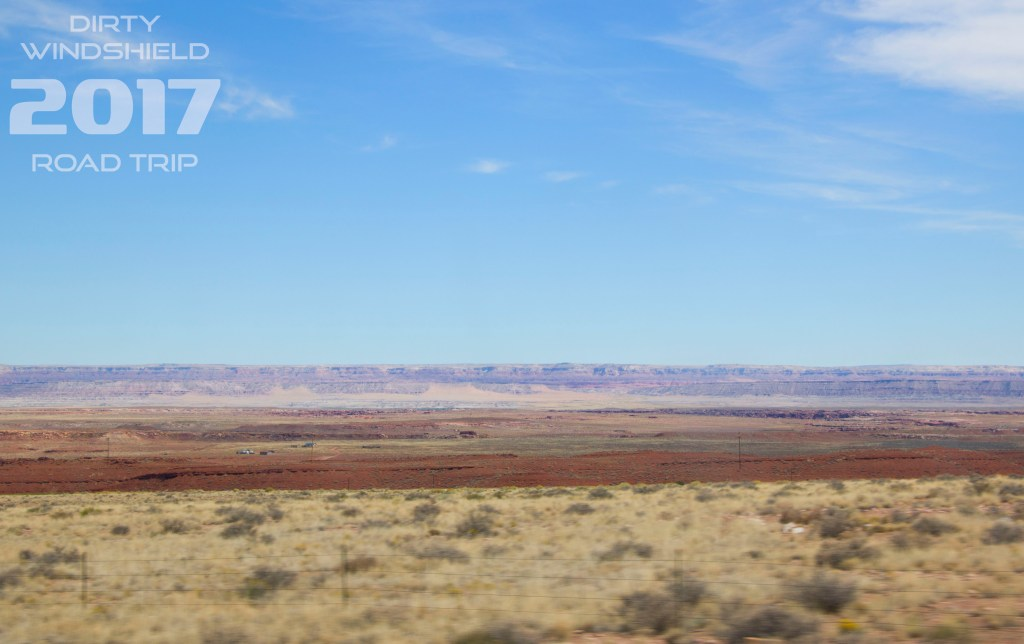 Colorful Arizona Countryside