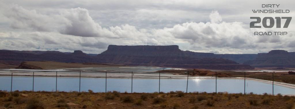 Moab Evaporation Ponds