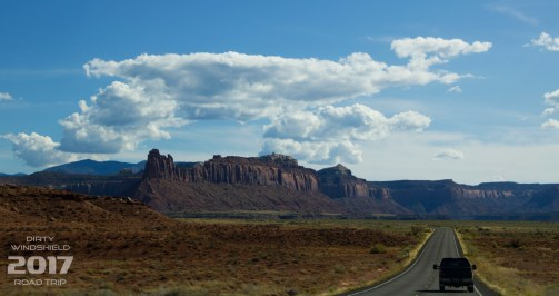 Riding Away To Moab