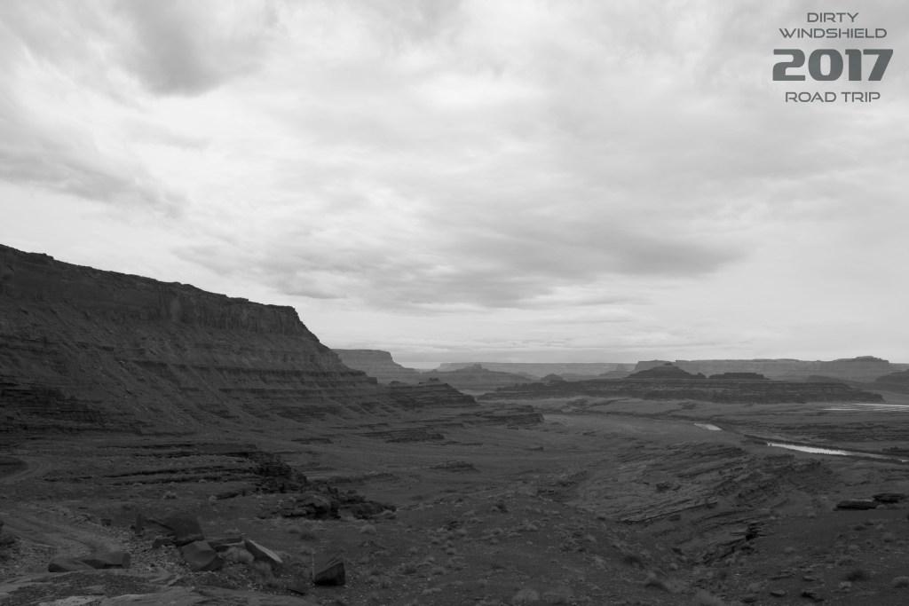 Vastness of Moab