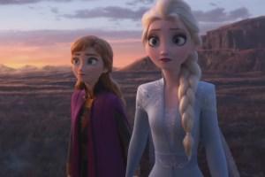 「アナと雪の女王2」US版予告