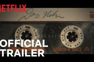 Memories of a Murderer: The Nilsen Tapes | Official Trailer | Netflix