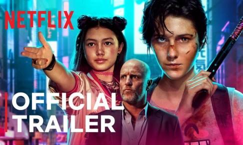 KATE | Official Trailer | Netflix