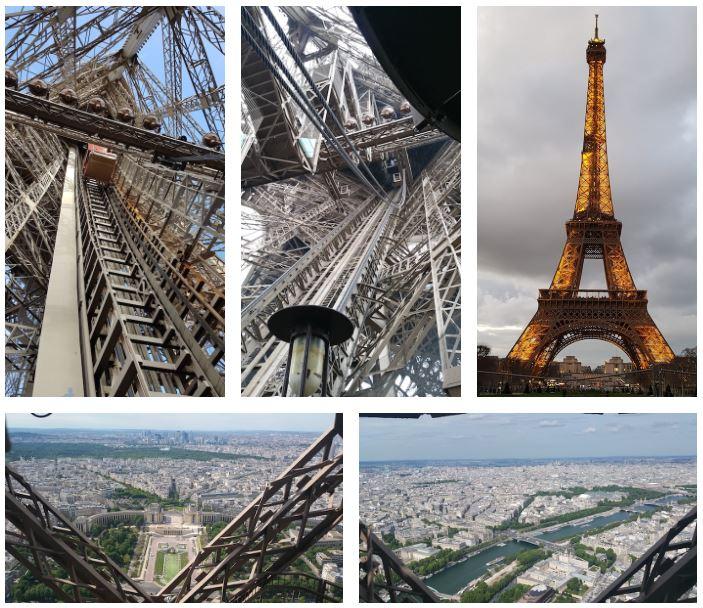 Nous avons travaillé sur des sites prestigieux comme la Tour Eiffel pour laquelle nous avons rénové la vidéosurveillance