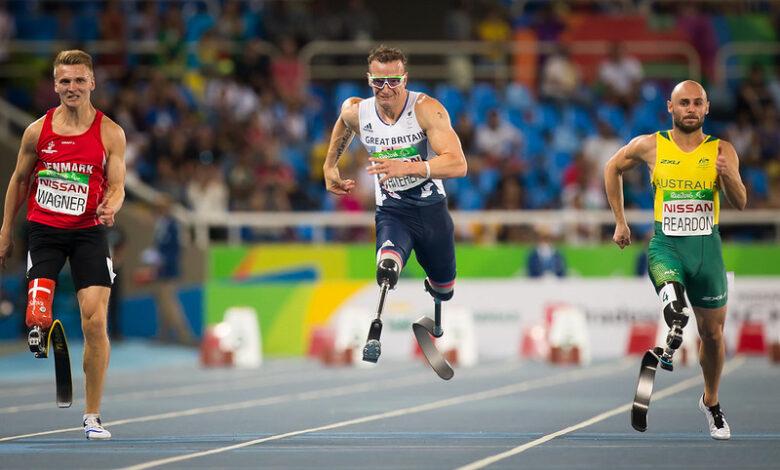 Photo of Tokyo 2020 Paralympics: Sprinter Richard Whitehead MBE in the spotlight